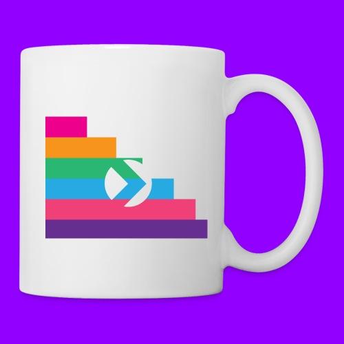 Yibizen Lined Logo Design - Coffee/Tea Mug