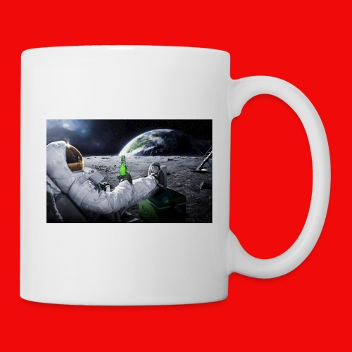 Space Man - Coffee/Tea Mug