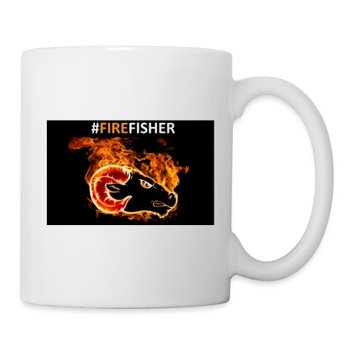 Fire_Fisher - Coffee/Tea Mug