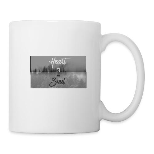 HEART_AND_SOUL - Coffee/Tea Mug