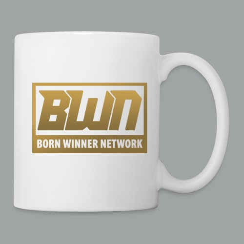 BWN (Gold) - Coffee/Tea Mug