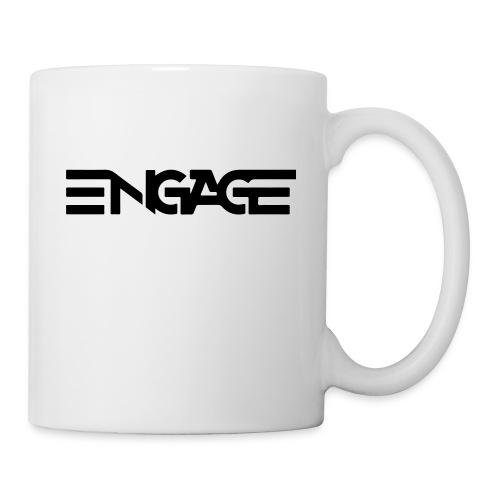 Engage-Logo-Vector - Coffee/Tea Mug