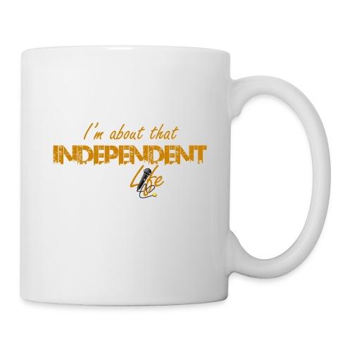 The Independent Life Gear - Coffee/Tea Mug