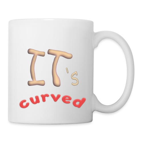 Curved - Coffee/Tea Mug