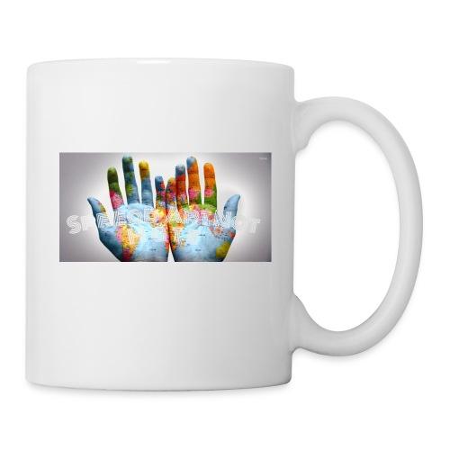 Spread Art Not Hate - Coffee/Tea Mug