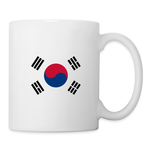 Flag of South Korea - Coffee/Tea Mug