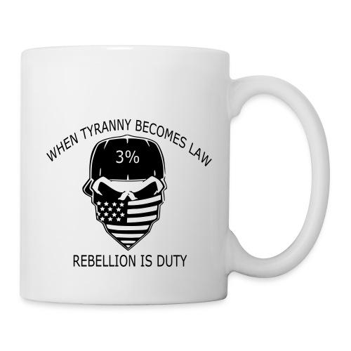 rebellion time - Coffee/Tea Mug