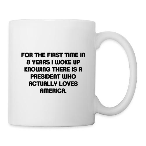President Loves USA - Coffee/Tea Mug