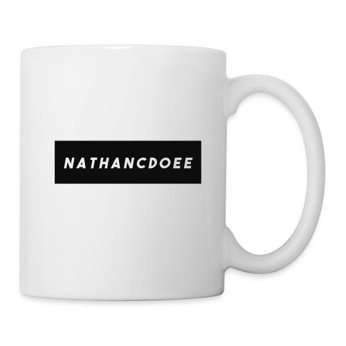 nathancdoee logo - Coffee/Tea Mug