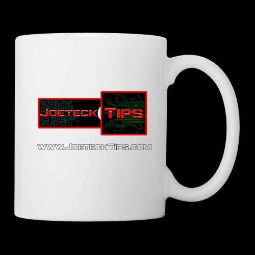JoeteckTips - Coffee/Tea Mug