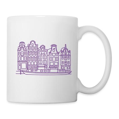 Amsterdam Canal houses - Coffee/Tea Mug