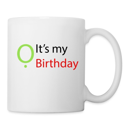 It's my Birthday - Coffee/Tea Mug