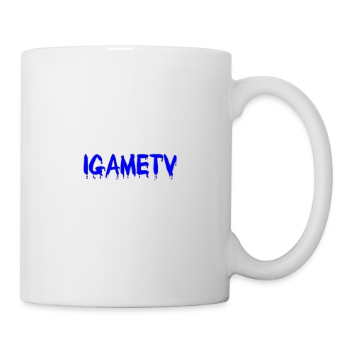 IGAME TV BLUE EDITION - Coffee/Tea Mug