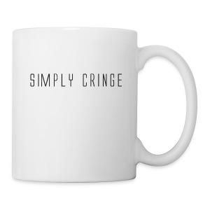 Simply Cringe - Coffee/Tea Mug