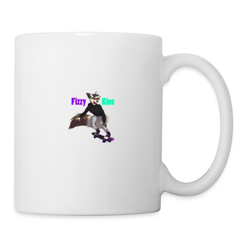 FizzyKins Design #1 - Coffee/Tea Mug