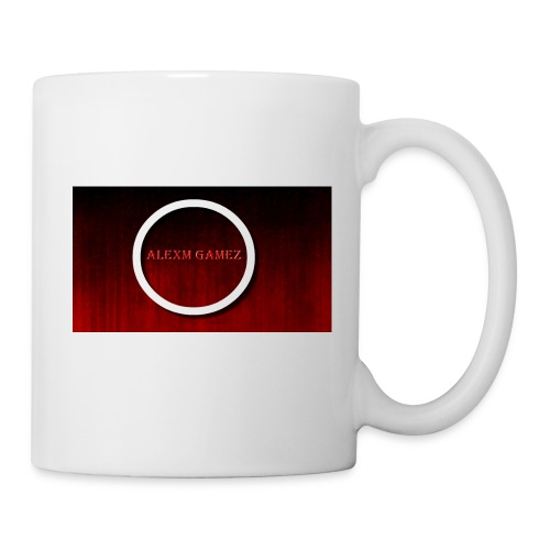 Red Emblem with Name - Coffee/Tea Mug
