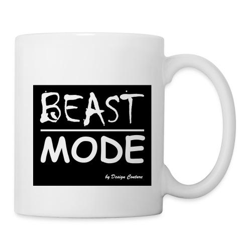 MODE, BEAST-WHITE - Coffee/Tea Mug