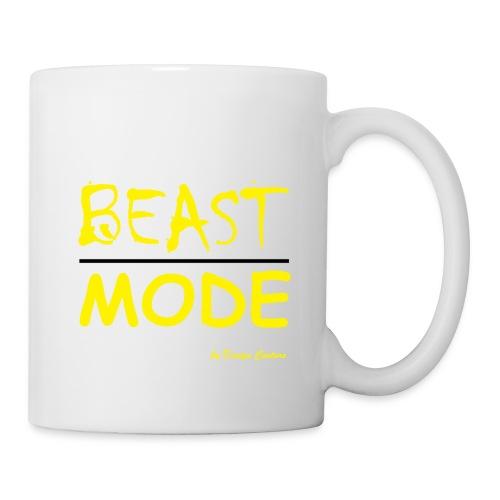 MODE, BEAST-YELLOW - Coffee/Tea Mug