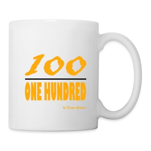 ONE HUNDRED ORANGE - Coffee/Tea Mug