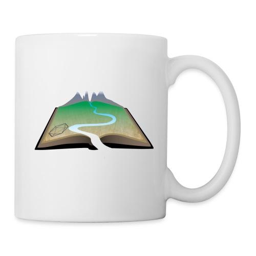 ANU Roleplaying Society Logo T-Shirt - Coffee/Tea Mug