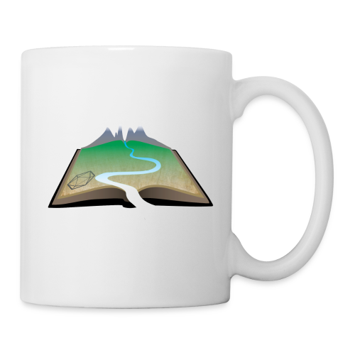 ANU Roleplaying Society Logo T-Shirt - Coffee/Tea Mug