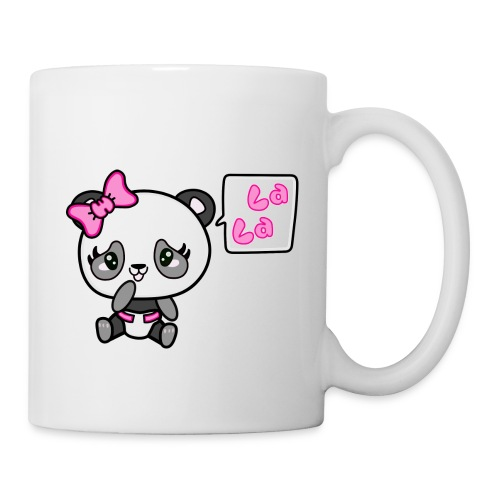 Pinkie Pinky Panda La La - Coffee/Tea Mug