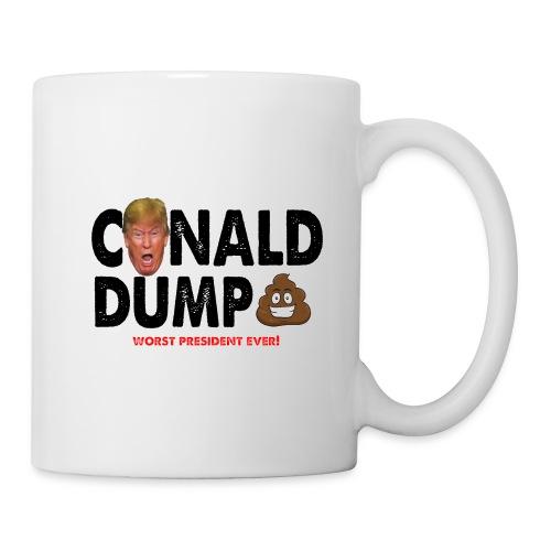 Conald Dump Worst President Ever - Coffee/Tea Mug