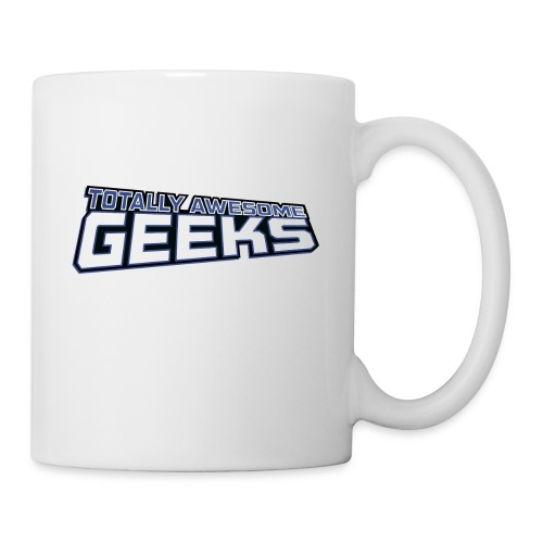 Logo For Totally Awesome Geeks - Coffee/Tea Mug
