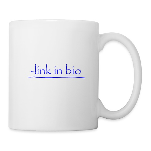 Link In Bio - Coffee/Tea Mug