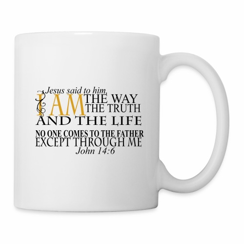 Jesus The Way The Truth The Life - Coffee/Tea Mug