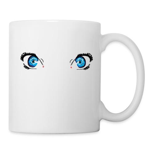 Glacier Blue Eyes - Coffee/Tea Mug