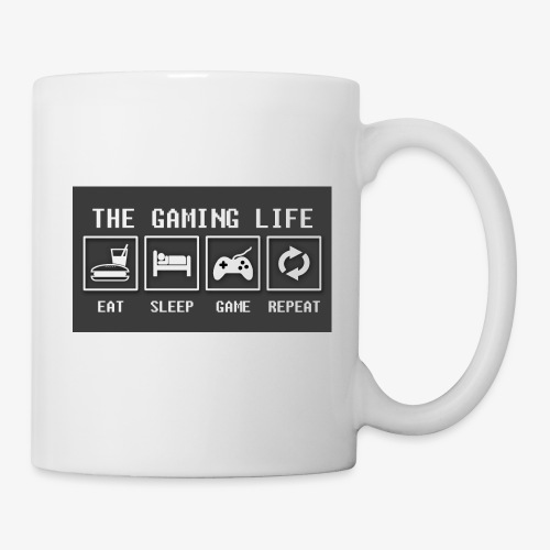 Gaming is life - Coffee/Tea Mug