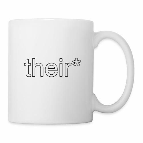 their* - Coffee/Tea Mug