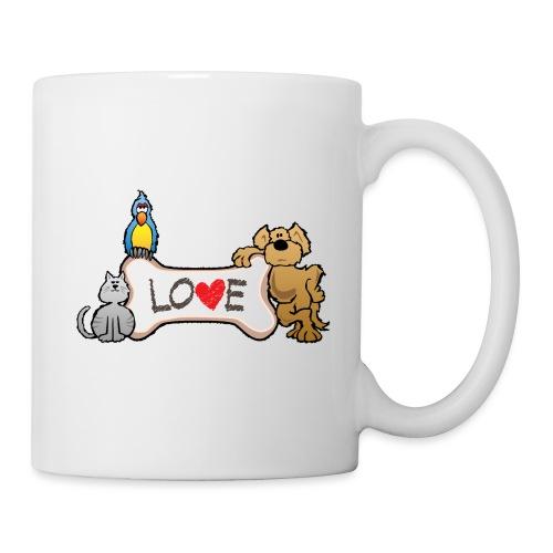 Pet Love - Coffee/Tea Mug