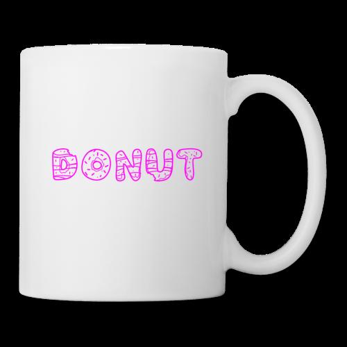 Donut Official Neon - Coffee/Tea Mug