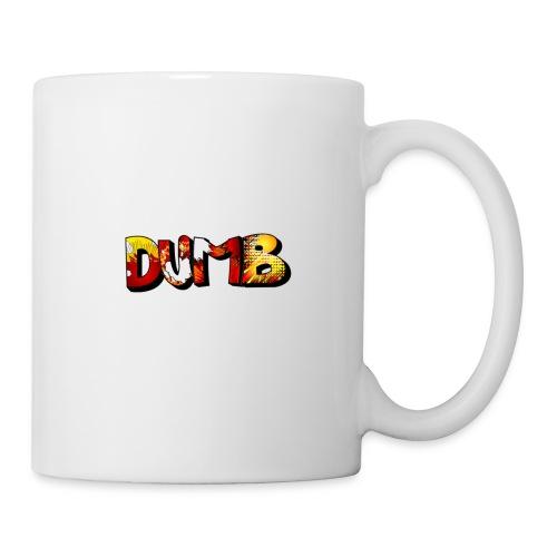 DUMB MERCH - Coffee/Tea Mug