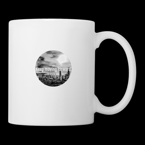 keep moving forward - Coffee/Tea Mug