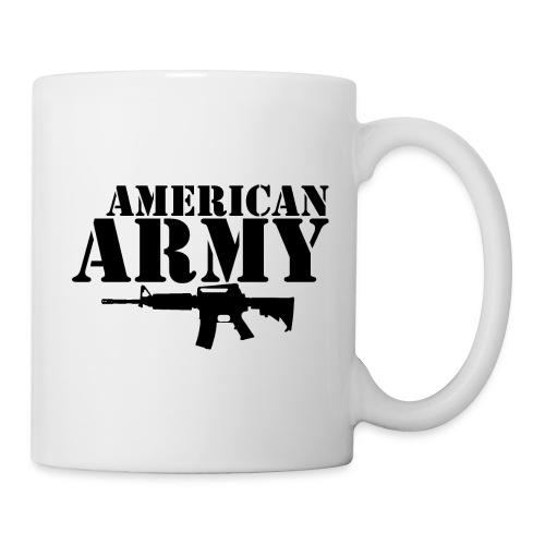 AMERICAN ARMY BLACK - Coffee/Tea Mug