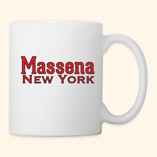 Massena New York - Coffee/Tea Mug
