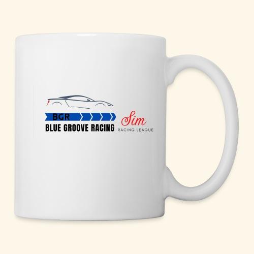 Blue Groove Racing SRL Black - Coffee/Tea Mug