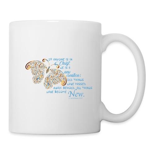 New in Christ - Coffee/Tea Mug