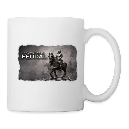 Resistance is Feudal 2 - Coffee/Tea Mug