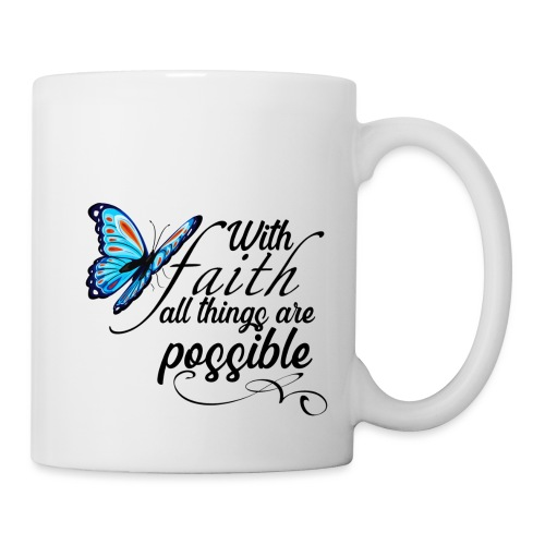 all things possible - Coffee/Tea Mug