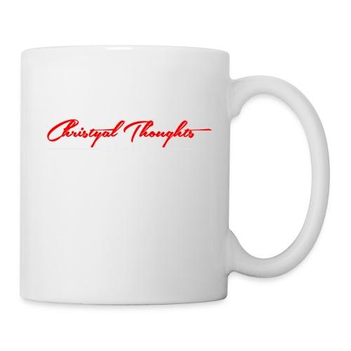Christyal Thoughts C3N3T31 RW - Coffee/Tea Mug
