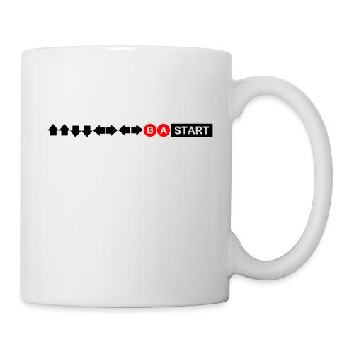 Contra Code Men's Ringer T-Shirt - Coffee/Tea Mug