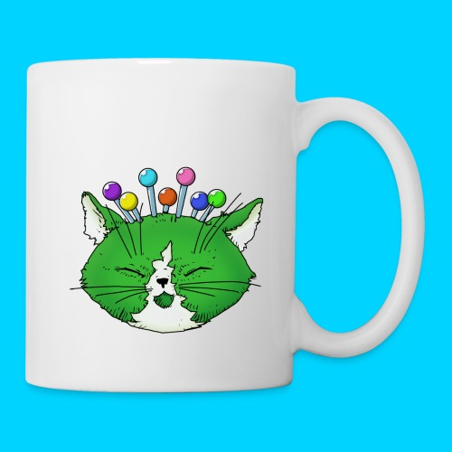 Fantastic Contraption III (no text) - Coffee/Tea Mug