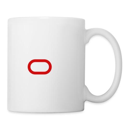 Original 6 Logo (White) - Coffee/Tea Mug