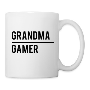 GrandmaGamer_Shirt - Coffee/Tea Mug