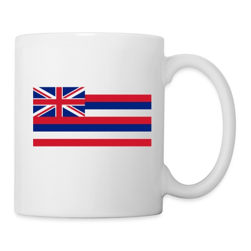 Hawaiian Flag - Coffee/Tea Mug