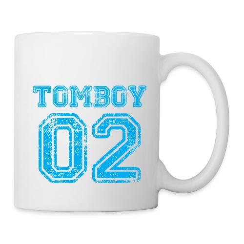 Tomboy02 png - Coffee/Tea Mug